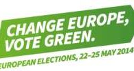 The European Green Party is a transnational political party having as its members Green parties from European countries .